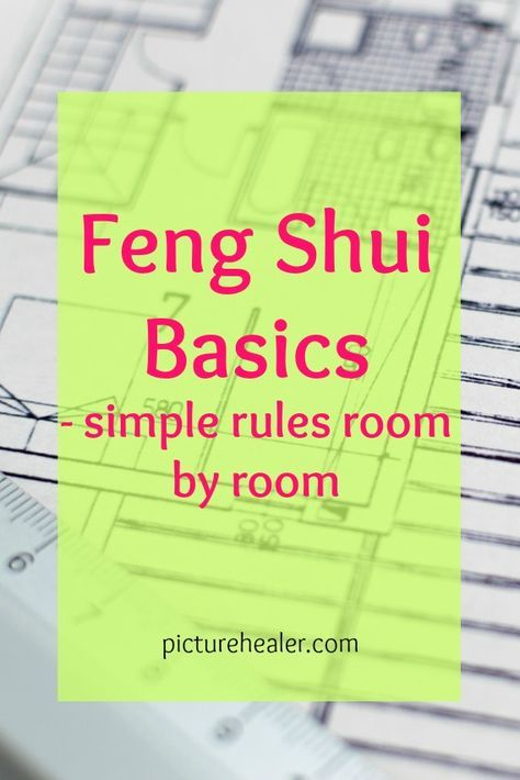 Feng Shui Basic Room By