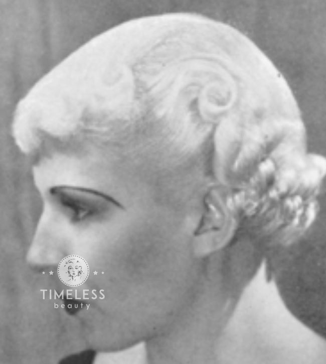 1930s eyes make-up full description on http://www.timelessbeauty.it/trucco-occhi-anni-30/