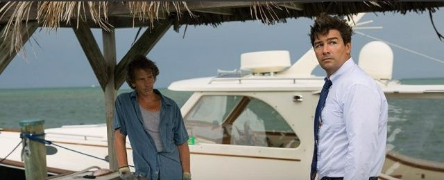 AWESOME actors and the scenery...sooo easy on the eyes!!  bloodline. Netflix ...
