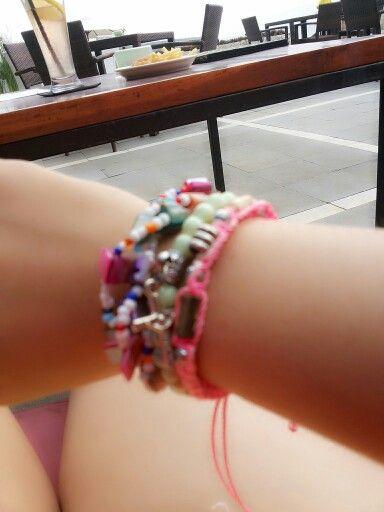For sale bracelets. More info 08980470570 :)