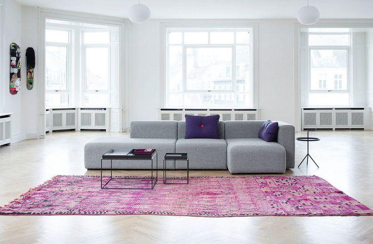 1000 id es sur le th me canap violet sur pinterest chaise violet meubles violet et repose pieds. Black Bedroom Furniture Sets. Home Design Ideas