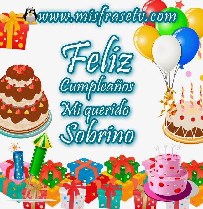 Cumpleaños Sobrino - - Yahoo Image Search Results