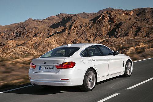 BMW Gran Coupe serije 4
