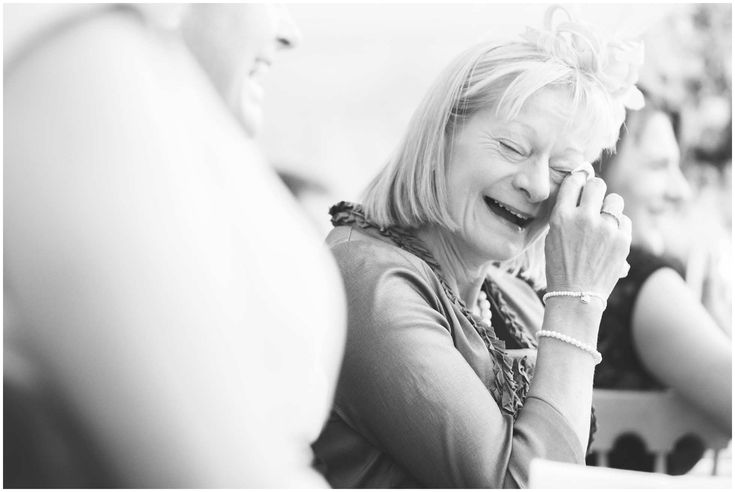 Capturing the laughter and the tears. Winston Sanders Wedding Photography
