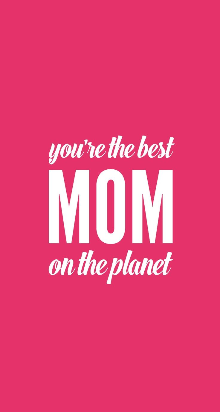 iPhone Wall: Mother's Day tjn