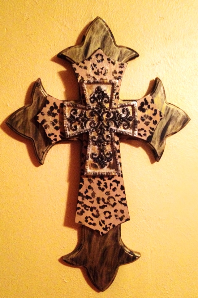 14 best I made this. images on Pinterest | Wood crosses, Wooden ...