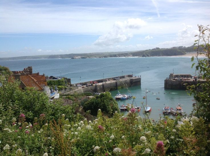Cornwall ( I can't remember if this is Port Isaac, Padstow, or Newquay). Whichever, it was all beautiful!