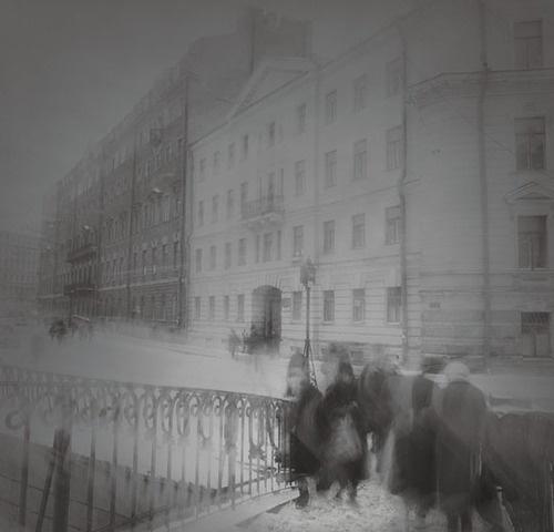Alexey Titarenko - Black and White Magic of St. Petersburg (1995-1997)