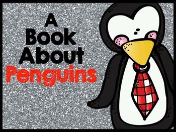 *FREEBIE* Informational Book About Penguins