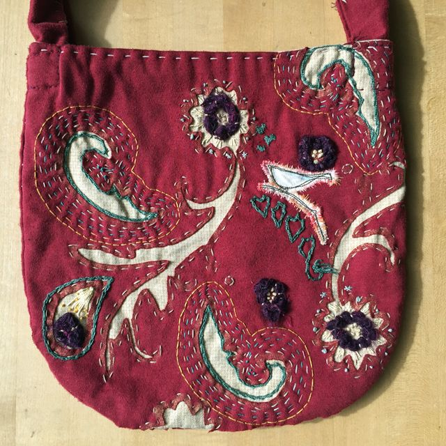 About four years ago my daughter asked me to make her a new purse. She really liked the style of a side slouch bag she had been given a...