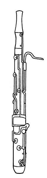 Risultati immagini per disegni strumenti musicali flauto traverso