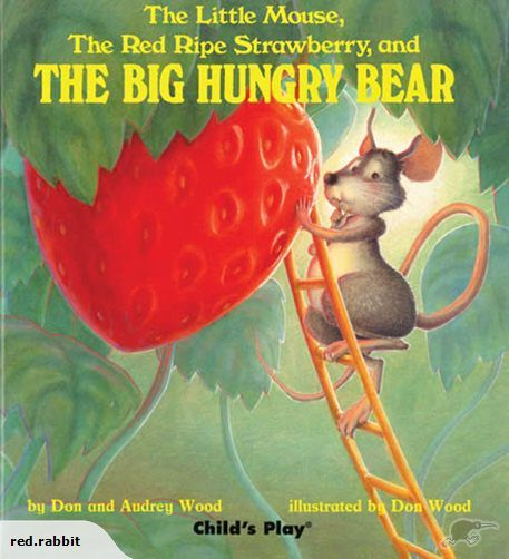 Little Mouse The Red Ripe Strawberry and The Big H   Trade Me