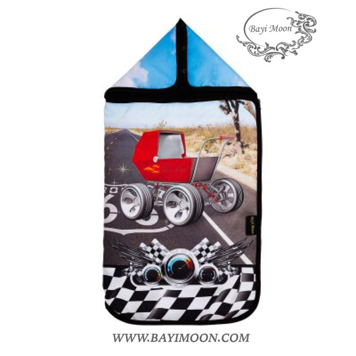 BABY SPEED Cosy Cover is a universal footmuff designed for the portable car seat, stroller, travel cot or playpen