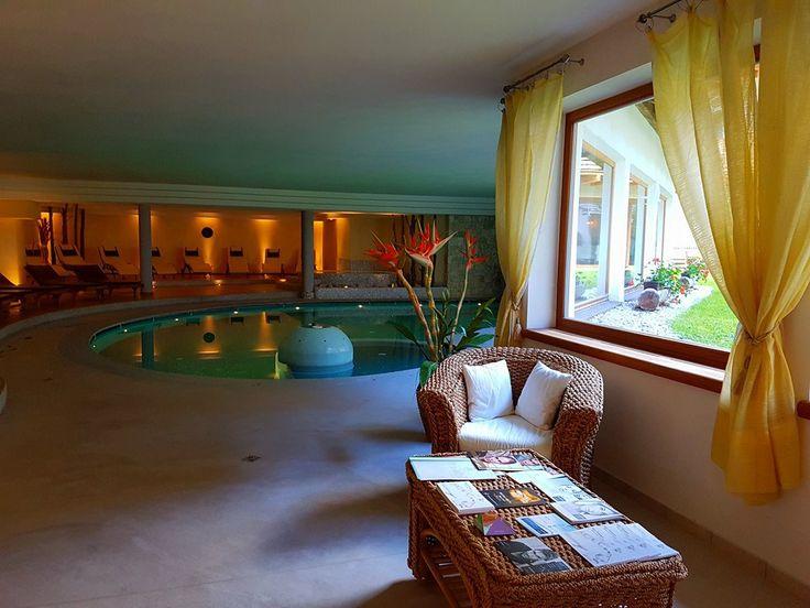 hotel Cristallo wellness