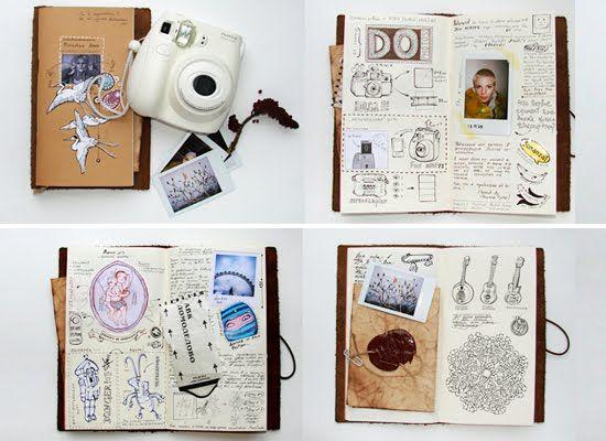 Journaling | Midori Traveler's Notebook