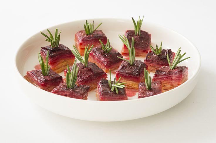 Gratin de betteraves la dauphinoise recettesduqc for Accompagnement cuisine