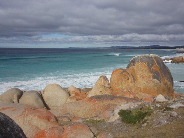 """Miriam Adam - """"Having your own 4WD you tend to push the envelope.  And when you do you get views like this!"""""""