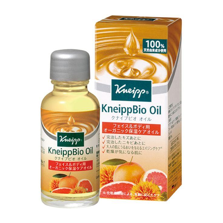 お顔だけでなく全身に使える保湿ケアオイル。 100%天然由来成分だから、スッと肌になじみます。植物の恵みでやさしく潤し、お肌の自然なターンオーバーをサポートします(マッサージ効果による)。 オーガニック国際認証NATRUE(ネイトゥルー)取得商品なので、安心してお使いいただけます。ほのかなグレープフルーツの香り。 -完治したキズあと・ニキビあとに -乾燥肌に -アンチエイジング対策に -妊婦さんのお腹の保湿ケアに