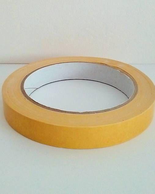 natvorenie / obojstranná lepiaca páska 15 mm