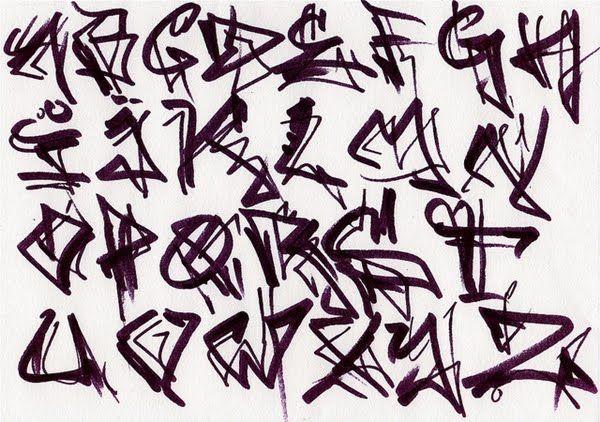 81 best graffiti schrift images on pinterest graffiti alphabet graffiti writing and typography. Black Bedroom Furniture Sets. Home Design Ideas