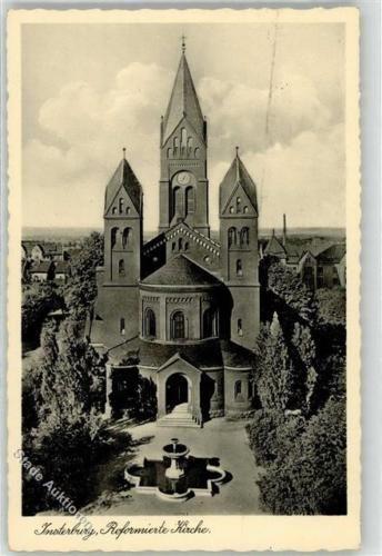 Insterburg-Kirche