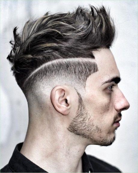 Frisuren Männer 2018 Trends Männerfrisuren Undercut Locken