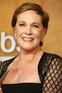 Julie Andrews - Known for Mary Poppins (1964) & The Sound of Music (1965).