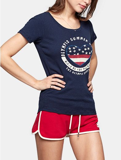 T-shirt, Miss America Artwork tee - The Sting