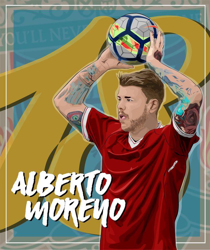 vector of alberto moreno