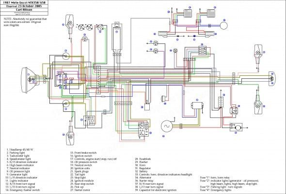 Yamaha Warrior 350 Wiring Diagram Motorcycle Wiring Electrical Wiring Diagram Electrical Diagram