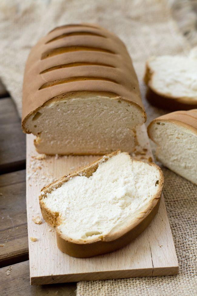 receta de como hacer pan para torrijas casero
