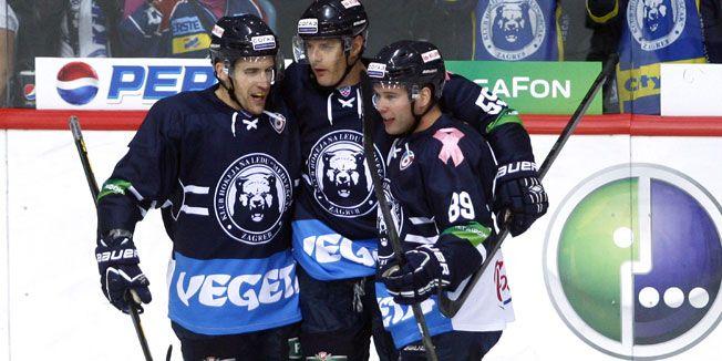 KHL Medvescak Zagreb vs. Dynamo Moscow Live Ice Hockey Stream - Kontinental Hockey League