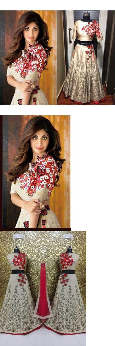 Choli 155247: Designer Indian Bollywood Star Bridal New Lehenga Pakistani Wedding Ghagra Choli -> BUY IT NOW ONLY: $63 on eBay!
