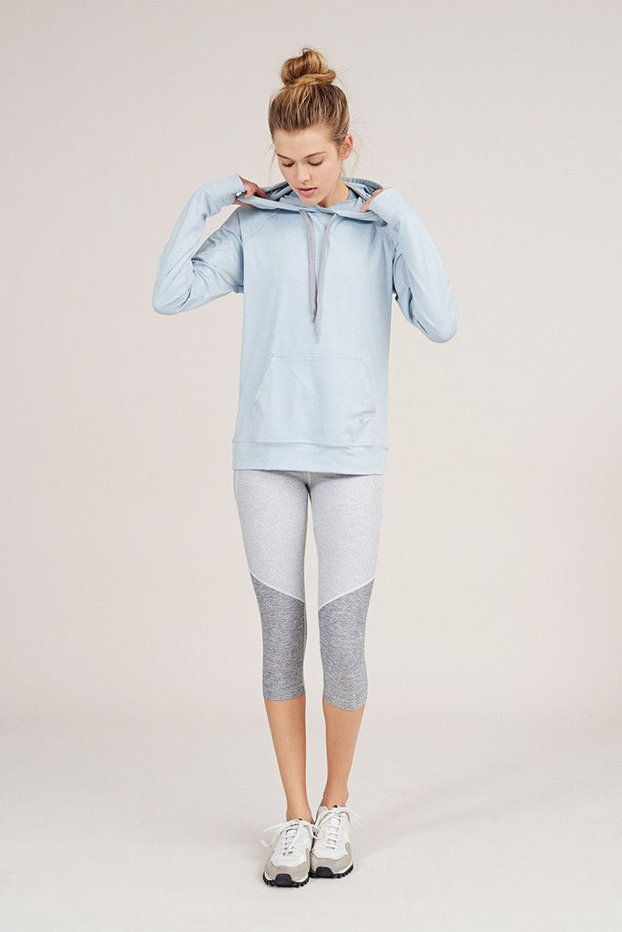 Outdoor Voices - Hoodie - Fitness & Workout Fashion #doputitingear