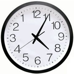 Backwards Clock for R325.00