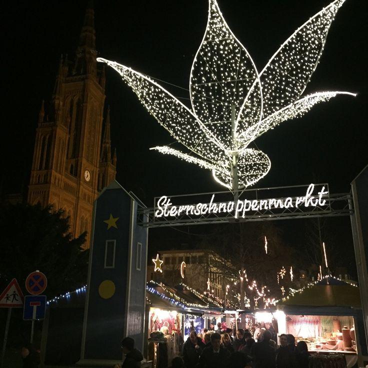 Weihnachtsmarkt in Wiesbaden