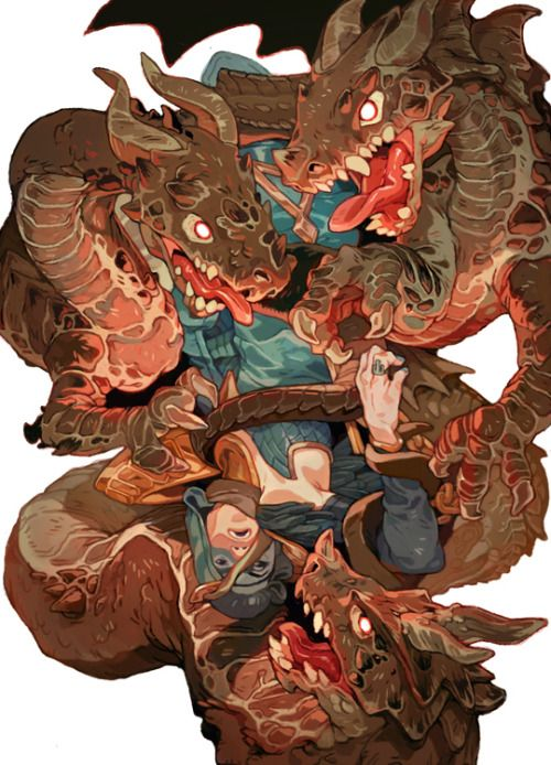 'Dragon Age: Mage Killer #2′ For Dark Horse ComicsI just realized volume two is public already, so I can finally post this! Can't really say too much about what's going on since the comic isn't out yet, but there's a lot there if you look for it.