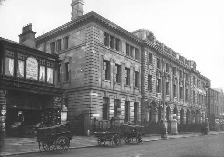 Post Office, Abingdon St