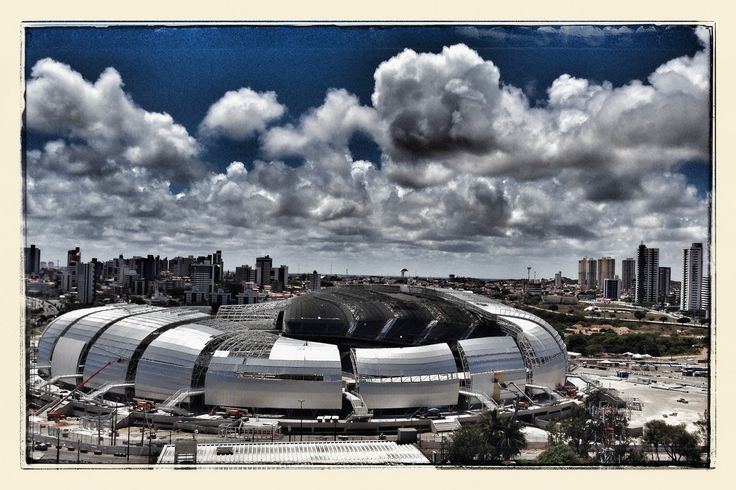 Estádio das Dunas (Natal/RN)
