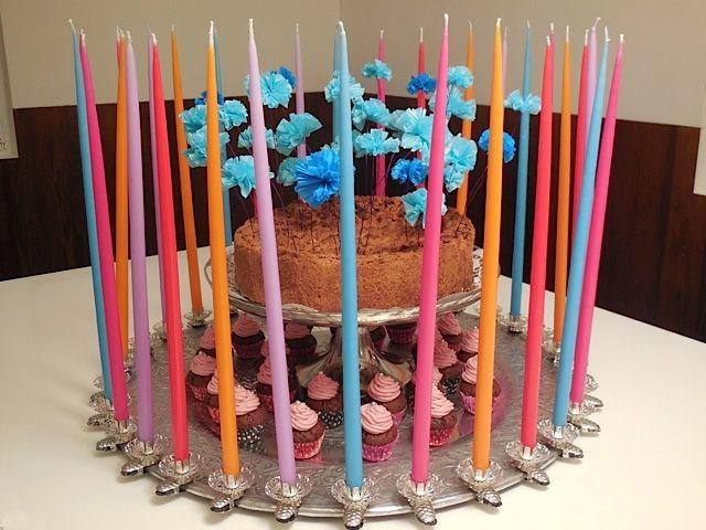 Geburtstagstorte einmal anders