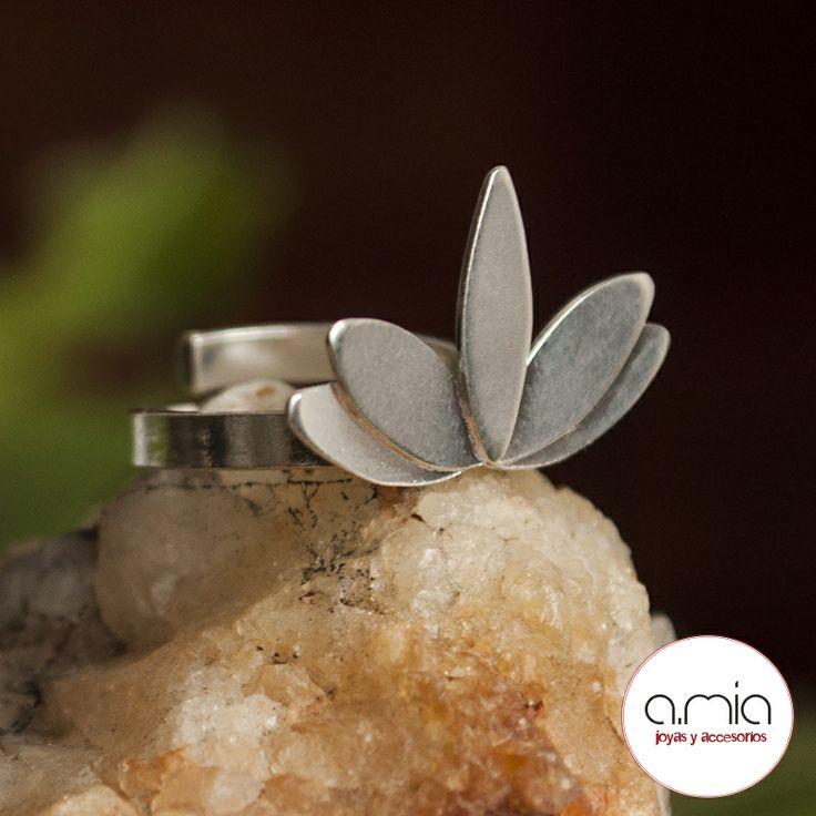 #anillo #flordeloto #hechomano #handmade #ring #´silver #plata925