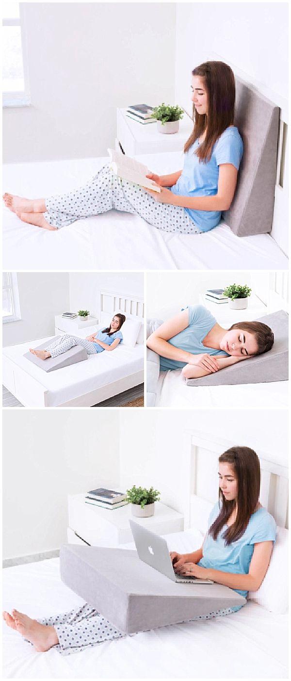 Man Shaped Pillow Top 25 Best Wedge Pillow Ideas On Pinterest Reading Pillow