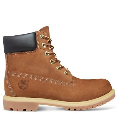 Shop Women's  6-Inch Premium Boot Brown today at Timberland. The official Timberland online store. Free delivery & free returns.