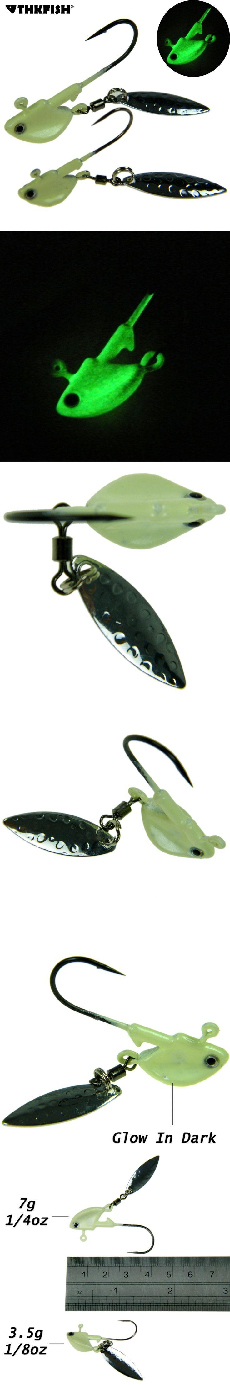10Pcs 3.5g 7g 10g Glow Fishing Jigs Lure Metal Spoons Spinner Glow Luminous Lead Jig Heads Hooks Fishing Lures Pesca Hard Baits