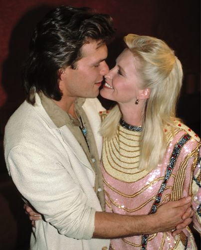 Patrick Swayze and wife Lisa Niemi were married in 1975 until his death.