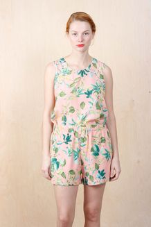EM Ines Shorts Flower