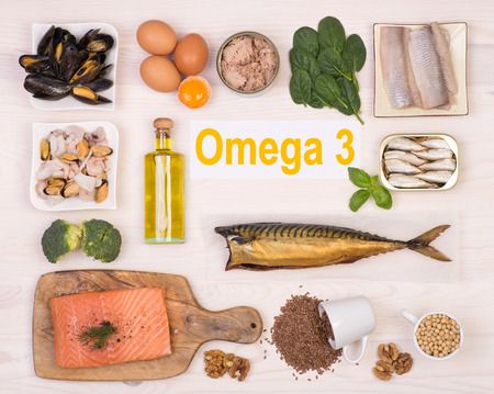 Fish oil, cod liver oil and krill oil are high in the nonessential omega-3 polyunsaturated fatty acids eicosapentaenoic acid (EPA) and docosahexaenoic acid (DHA).  Flaxseed oil is high in the essential omega-3 polyunsaturated fatty acid alpha-linolenic acid (ALA).  You can consume omega-3 oils as part of fish, cod liver, as dietary supplements or additives to foods, such as non-alcoholic beverages, breakfast cereals, cheeses, frozen dairy desserts and medicinal food.