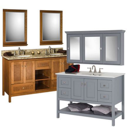The gray one looks nice. 23 best Smart and Elegant Vanities by Strasser images on Pinterest