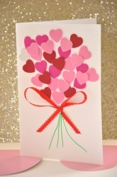 First Grade Valentine-Make for the Care Home?