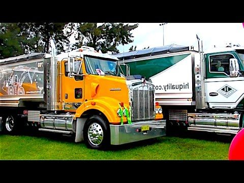 Penrith Working Truck show review for Russian Australian news (AURUnews)